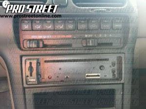 How To Mazda 626 Stereo Wiring Diagram My Pro Street