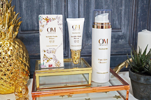 OM Skincare Launches at Space NK - Thou Shalt Not Covet...