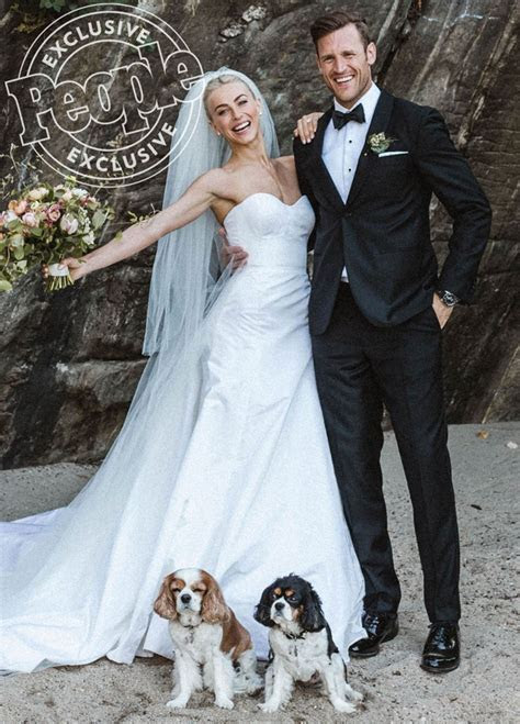 All the Dancing With the Stars cast weddings since DWTS