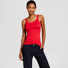 A New Day Women's Any Day Tank, Red