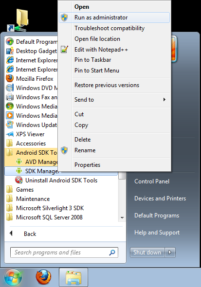 Installing Android ADB USB Driver   Irlashop com