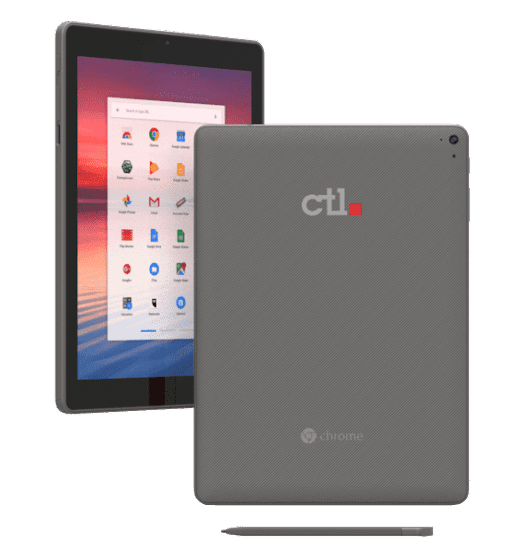 CTL Launches Chrome OS Tablet Ahead Of BETT