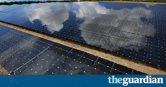 This summer was greenest ever for energy, says National Grid | Business | The Guardian