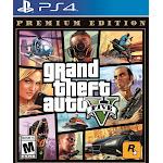 Grand Theft Auto V: Premium Edition - PlayStation 4