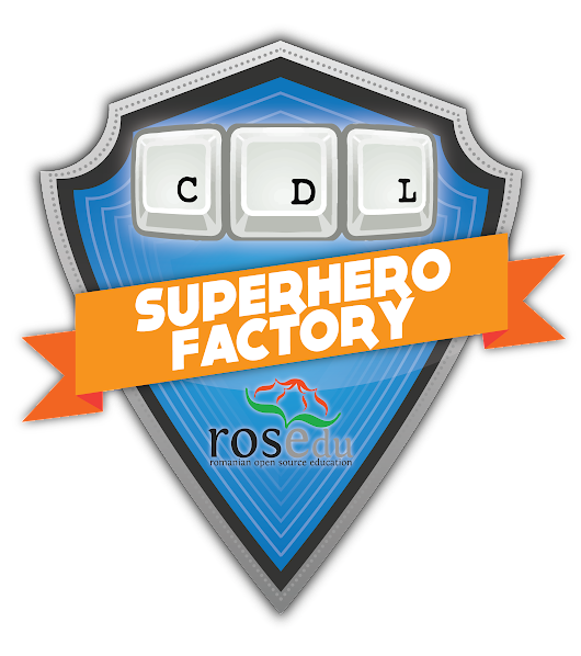 CDL 2015 | Super Hero Factory