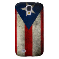 Flag of Puerto RIco Samsung Galaxy S4 Case