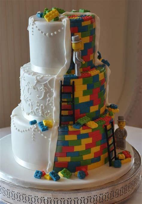 25  best ideas about Unusual wedding cakes on Pinterest