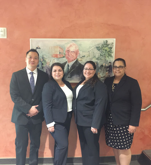 Attorney Victoria Cruz-Garcia Coaches Moot Court Competition in Las Vegas