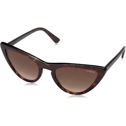 Vogue VO5211S Sunglasses - Dark Havana (W65613)