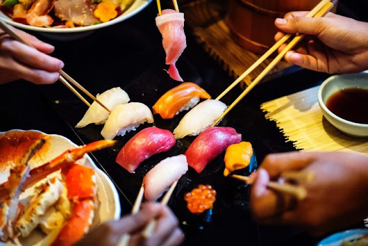 10 Traditional Japanese Food You Should Try - Popular Japanese Food