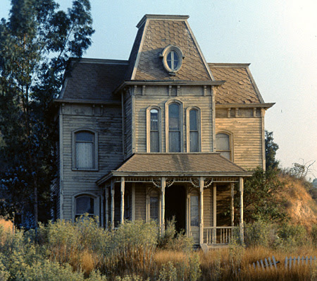 Psycho House in mid-1970's