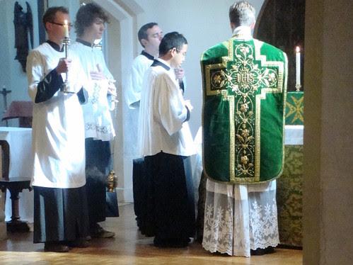 Missa Cantata: Gospel