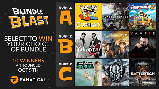 Bundle Blast Contest