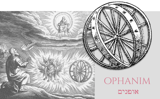 Experience over Orthodoxy - a 13th century nun's vision of the Ophanim