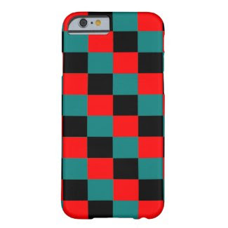 All on Deck with the Checks iPhone 6/6S Case Barely There iPhone 6 Case
