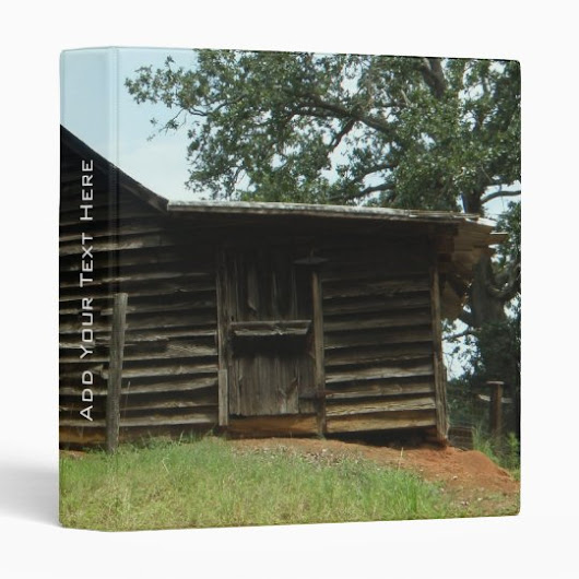 Old Farm House BInder