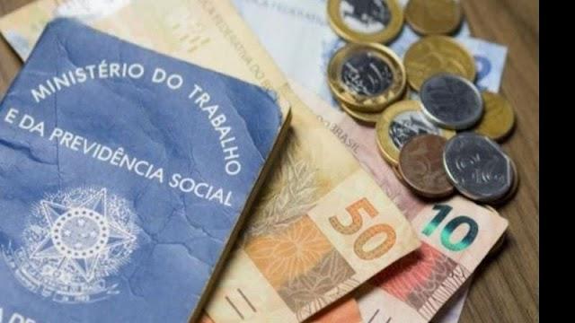 Brasil tem recorde de 30 milhões de pessoas recebendo até um salário mínimo