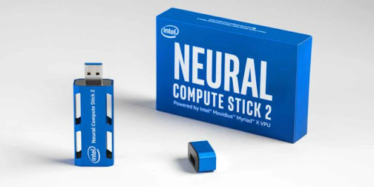 Intel launches Neural Compute Stick 2 For AI Programmers, Priced at $99