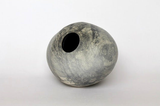 New Vessels, Vases and Bottles by Potter Rachel Burch