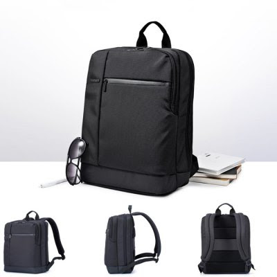 Original Xiaomi 17L Classic Business Style Men Laptop Backpack-32.53 Online Shopping| GearBest.com