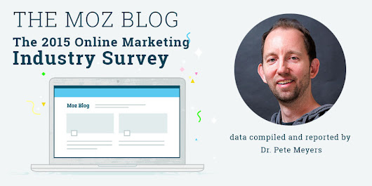 ​The 2015 Online Marketing Industry Survey