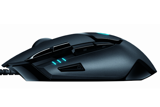 Logitech unveils the G402 Hyperion Fury, the 'world's fastest gaming mouse' | PCWorld