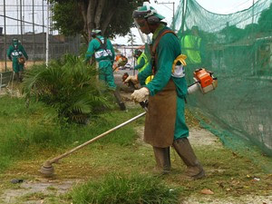 Limpa Camaçari (Foto: Adenilson Nunes/Divulgação)