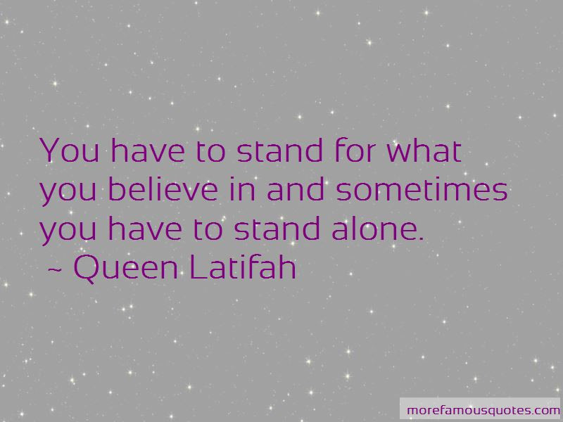 Stand For What You Believe Quotes Top 39 Quotes About Stand For