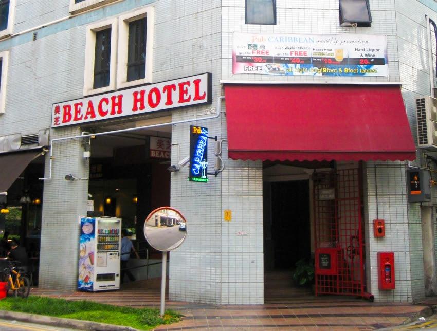 Kết quả hình ảnh cho Beach hotel singapore