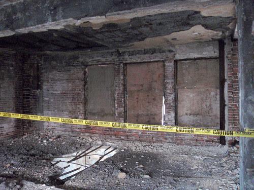 Northeast Floor Decay