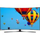"Samsung KU7500 Series UN55KU7500F - 55"" Curved LED Smart TV - 4K UltraHD"
