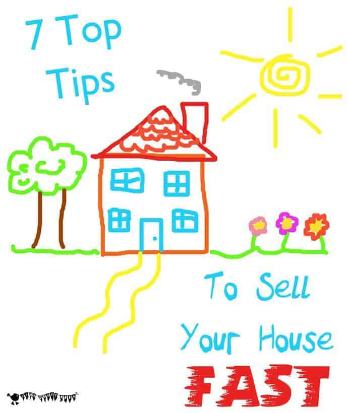 7 Tips To Sell Your House Fast - Kids Craft Room