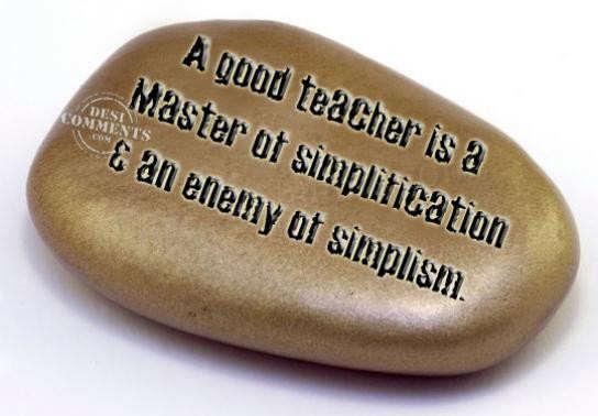 Selamat Hari Guru Buat Guru-Guruku