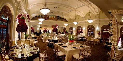 Crystal Ballroom at the Rice Weddings   Get Prices for