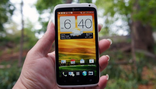AT&T HTC One X Android 4.2 Update Release Detailed