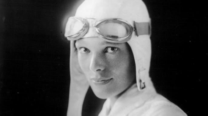 Risultati immagini per Amelia Earhart