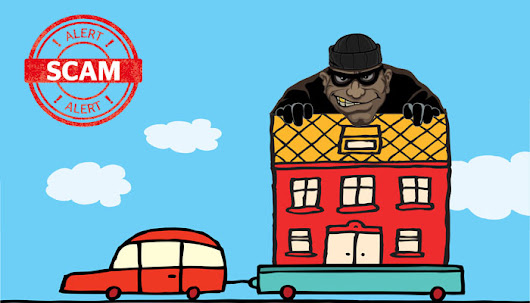 Safeguard yourself from moving scams - Better moving company