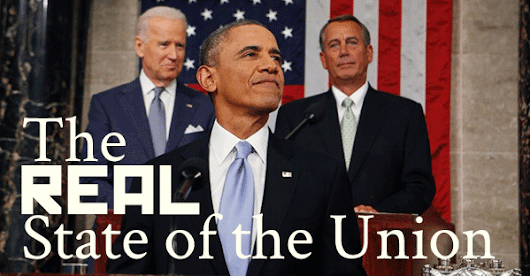 11 facts that won't be in tonight's State of the Union address