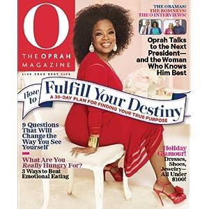 O, The Oprah Magazine (1-year)