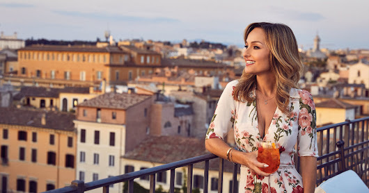 Where Giada De Laurentiis Loves to Go in Italy - The New York Times