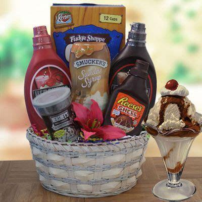 Any Occasion Gift Baskets: I Scream You Scream Ice Cream