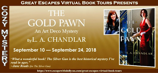 The Gold Pawn-Great Escapes Tour-Spotlight-Guest Post