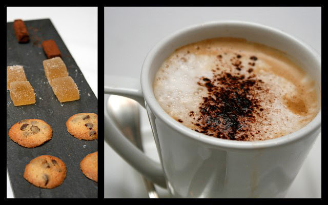 Coffee and PetitFours