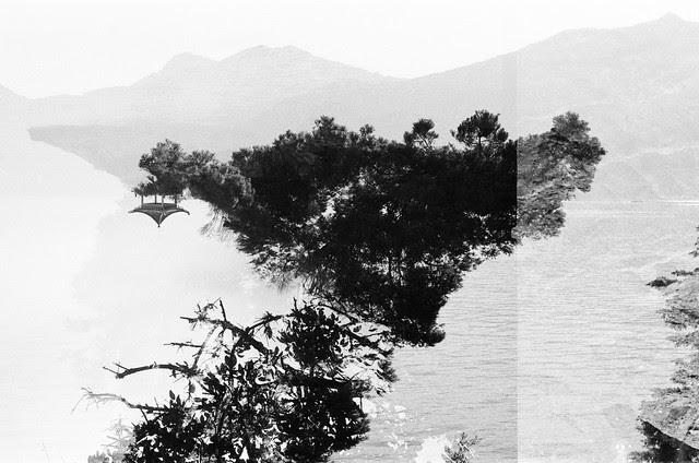 Lamma Island and Lago di Como