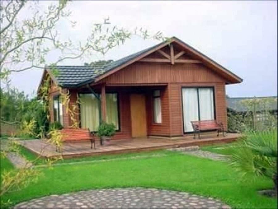 Casas de madera prefabricadas casas prefabricadas de - Fotos casas prefabricadas ...
