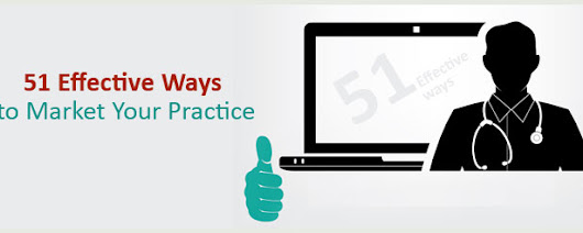 51 Effective Ways to Market Your Practice