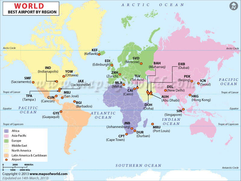 Where Is Doha On World Map | World Map on
