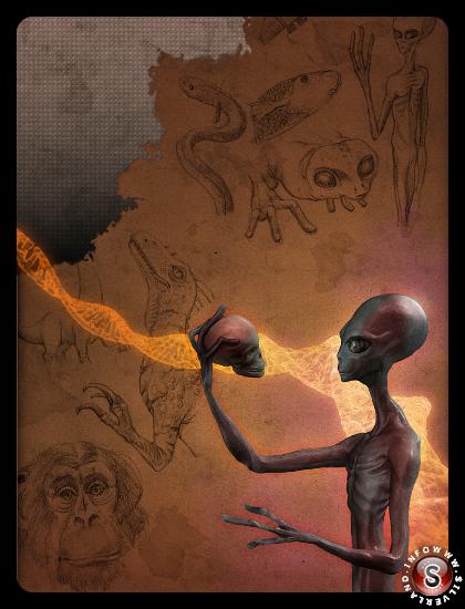 Ufo e alieni nella storia dell'uomo