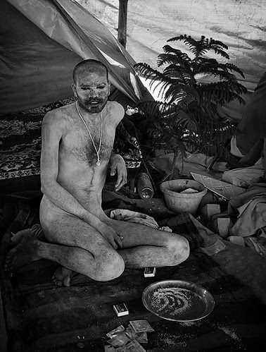 The Naga Babas MahaKumbh by firoze shakir photographerno1