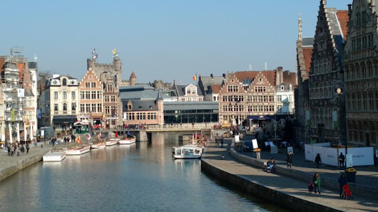 Going Wine Tasting In Bordeaux?  Try Visiting Ghent Before.